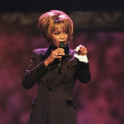 Whitney Houston's last song