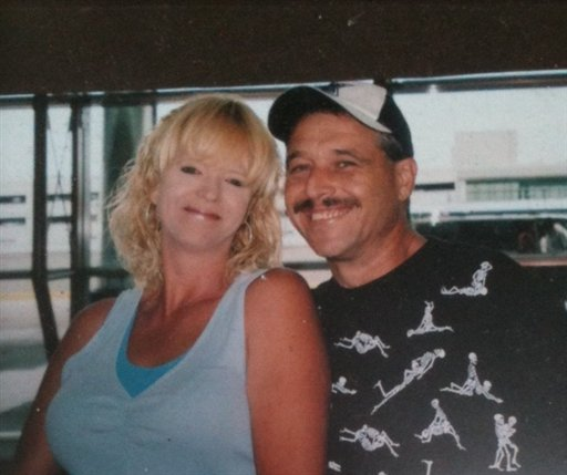 This undated photo provided by the Curry County Sheriff's Office shows missing mushroom pickers Daniel and Belinda Conne.