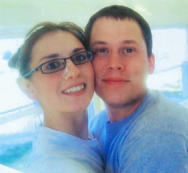 Cheyanne Nowak and Daniel Porter