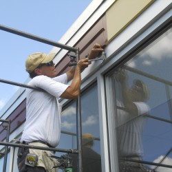 Summer of school renovations finishing in Portland
