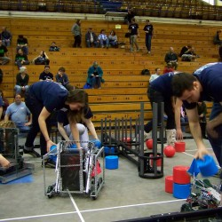 Cape Elizabeth High School robotics team finishes among the world's best