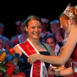 Warren teen named Maine Sea Goddess, a tradition that embodies midcoast heritage