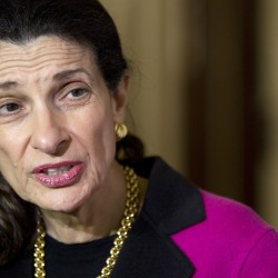 Iconic career in Congress comes to an end for Olympia Snowe