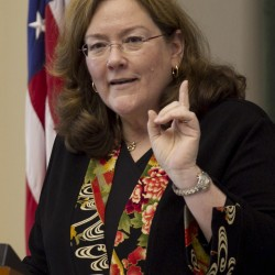 Chief justice: Budget woes hurt courts