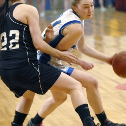 Koizar leads Stearns girls past Mattanawcook