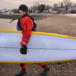 Once an oddity, stand-up paddling mainstream