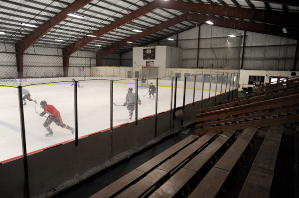 The Penobscot Ice Arena in Brewer