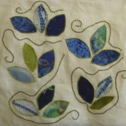 Embroidery newsletter provides free designs, source of inspiration