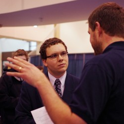 Employers to seek recruits at UMaine's career fair