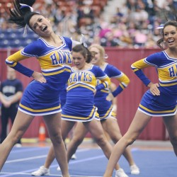 Preparation propels Hermon, Houlton to Class B, C state cheering titles