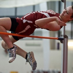 Brewer's Tasker wins 3 events; Cheverus boys, Thornton girls take 'A' team titles