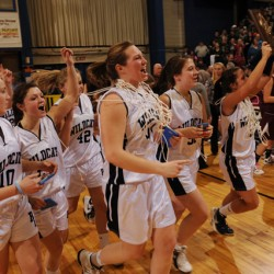 Unbeaten Presque Isle girls roll by Bapst to semifinal round