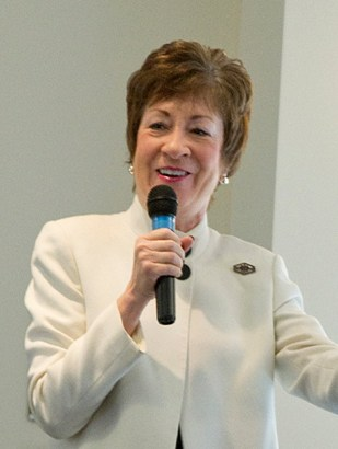 A bill sponsored by Sen. Susan Collins would prevent cutting a day of mail delivery for at least two years.
