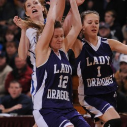 Dragons unfazed by pressure, win 1st crown