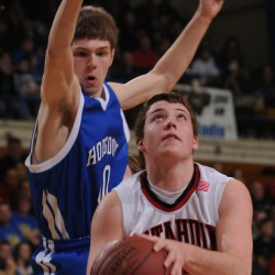 Hodgdon squad tops deliberate Easton to reach 'D' boys title game
