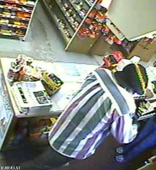 Surveillance camera image