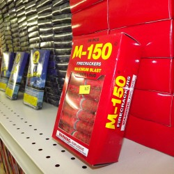 Maine law that legalized fireworks helps NH store