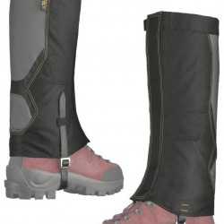 Outdoors Gear: Gaiters keep your feet warm and dry