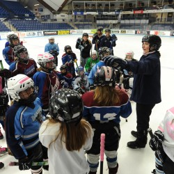 Girls hockey day to be held Feb. 5 at Alfond Arena in Orono