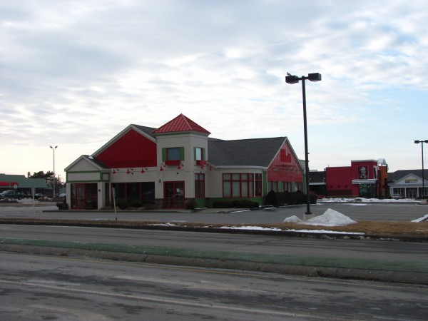 Around May 1, Governor's Restaurant and Bakery plans to open a new restaurant in this former Friendly's building, located on High Street in Ellsworth. Based in Old Town, Governor's operates five restaurants in Maine. The Ellsworth location will likely employ more than 50 people.