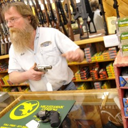 Call volume shuts down FBI's firearm background checks, stops Maine sales on Black Friday