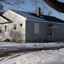 Windows broken at Waterville home where Ayla Reynolds was reported missing