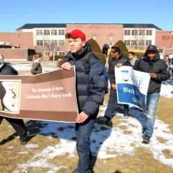 Black History Month event draws 2012 grad back to Husson