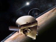 NASA's New Horizons spacecraft is designed to make the first close-up study of Pluto and its moons and other icy worlds in the distant Kuiper Belt.