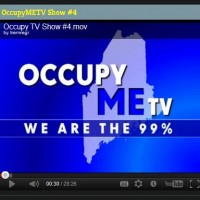 Occupy Maine's vexing double standard