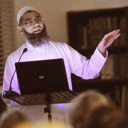 Speaker returns to UMaine to talk about Islam
