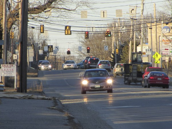 Camden Street (Route 1) in Rockland is receiving attention from city economic development and planning officials.
