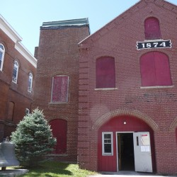 St. Croix nears goal to restore firehouse