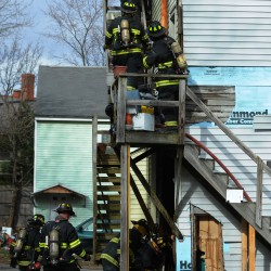 Hot cigarette butts cited as cause of Bangor apartment building fire