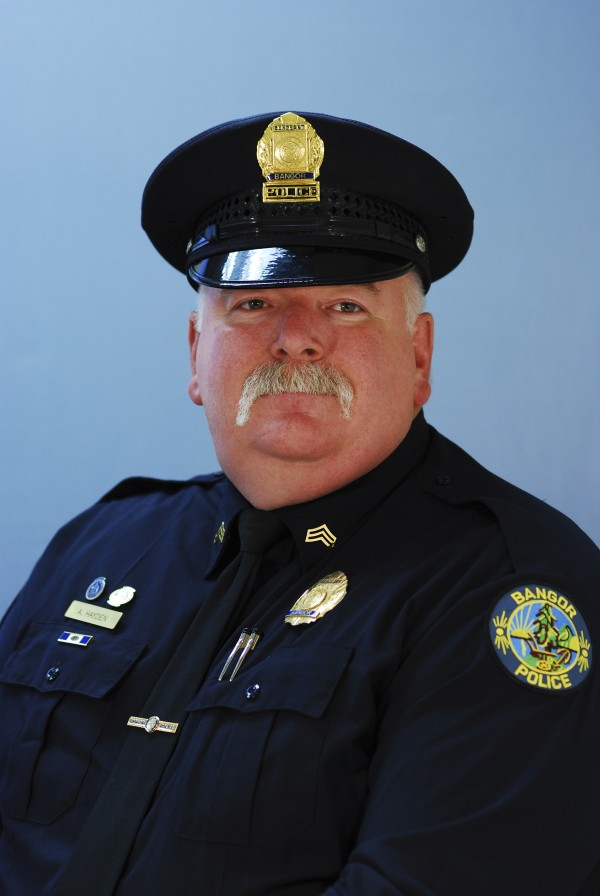 On Thursday, March 29, 2012, Sgt. Allen Hayden of the Bangor Police Department will bid farewell to his colleagues at his official retirement coffee, to be held in the Bangor Police Department''s second-floor training room.