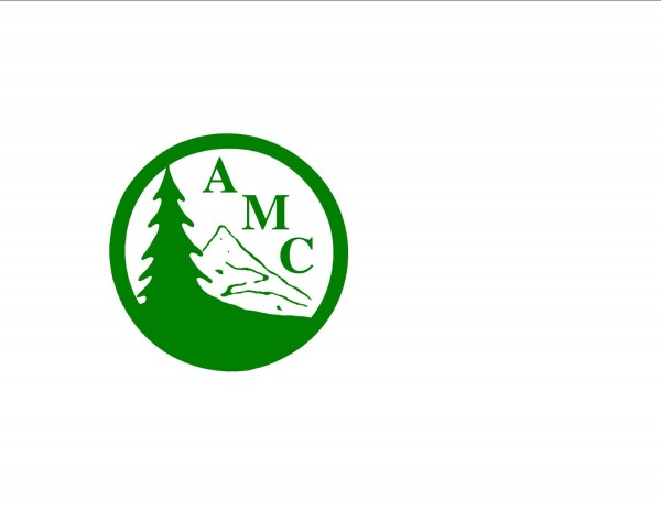 Appalachian Mountain Club logo.