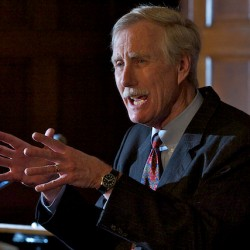 Angus King prepares for announcement on Senate run; Cutler endorses him