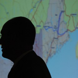 LePage signs east-west highway bill