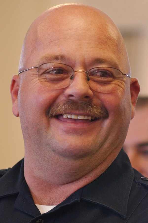 Brewer Police Chief Perry Antone