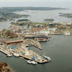 Report cites lagging Maine shipyard upgrades