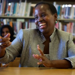 Nobel Peace Prize winner, African activist to speak at University of Maine School of Law