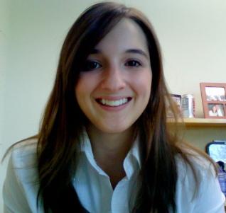 University of Maine doctoral student Beth Logan
