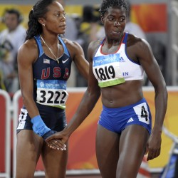 Britain says handshakes OK for its Olympians