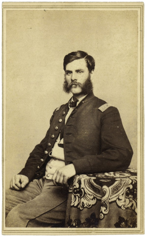 Capt. John E. Bryant of Fayette raised Co. C of the 8th Maine Infantry Regiment. He served for a few years along the Carolina and Georgia coasts.
