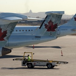 Air Canada cancels flights due to ground crews strike in Toronto