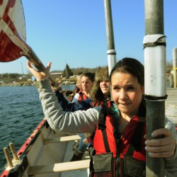 Maine rowing program teaches more than seamanship