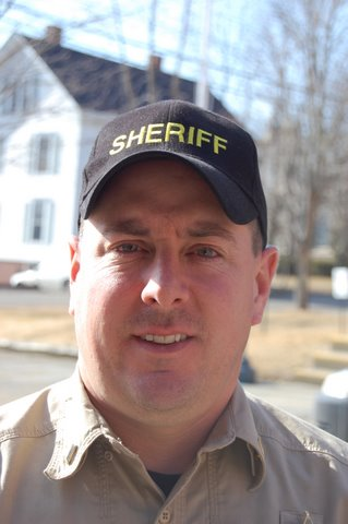 Patrol Lt. Travis Willey, Washington County