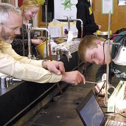 University of Maine engineers working with NASA