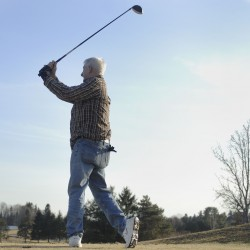 Hermon Meadow opens nine holes to kick off golf season
