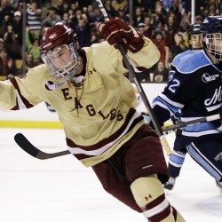 Boston College shuts out Minnesota-Duluth for berth in Frozen Four