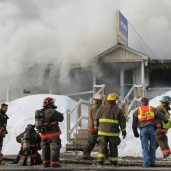 Investigators say Grand Isle restaurant fire was arson